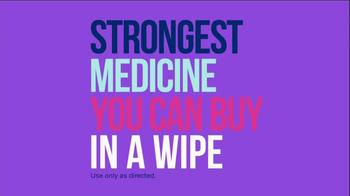 Vagisil  Maximum Strength Anti-Itch Medicated Wipes TV Spot, 'Experts' - Thumbnail 9