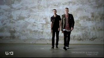 USA Network TV Spot, 'Characters Unite' Feat. Macklemore and Ryan Lewis - Thumbnail 1