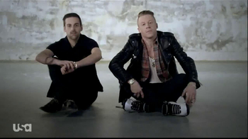 USA Network TV Spot, 'Characters Unite' Feat. Macklemore and Ryan Lewis