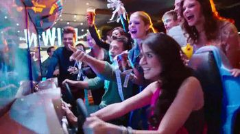 Dave and Buster's Eat and Play Combo TV Spot, 'Have Fun'