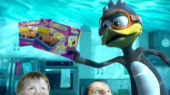 Kid Cuisine TV Spot, 'SpongeBob Chicken Nuggets' - 82 commercial airings