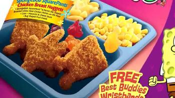Kid Cuisine TV Spot, 'SpongeBob Chicken Nuggets' - Thumbnail 8