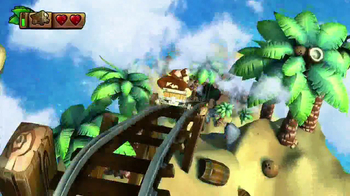 Donkey Kong Country: Tropical Freeze TV Spot, 'Take Back the Island' - Thumbnail 10