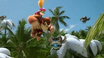 Donkey Kong Country: Tropical Freeze TV Spot, 'Take Back the Island' - Thumbnail 7