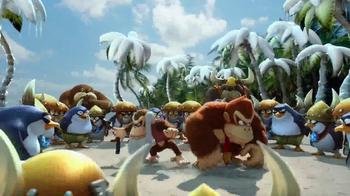 Donkey Kong Country: Tropical Freeze TV Spot, 'Take Back the Island' - Thumbnail 8