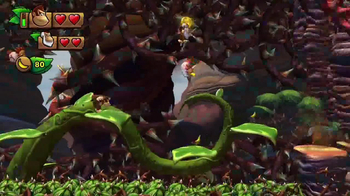 Donkey Kong Country: Tropical Freeze TV Spot, 'Take Back the Island' - Thumbnail 9