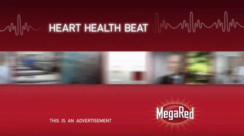 Mega Red Omega-3 Krill Oil TV Spot, 'Heart Health Beat: Doctors' - Thumbnail 1