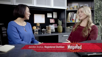 Mega Red Omega-3 Krill Oil TV Spot, 'Heart Health Beat: Doctors' - Thumbnail 4