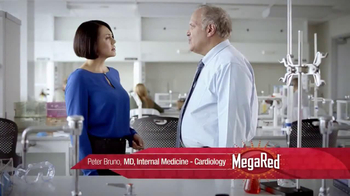Mega Red Omega-3 Krill Oil TV Spot, 'Heart Health Beat: Doctors' - Thumbnail 7