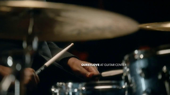 Guitar Center TV Spot, 'The Greatest Feeling on Earth' Featuring QuestLove - Thumbnail 6