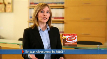 Boost TV Spot, \'MediFacts: Nutritional Gaps\'