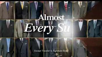 JoS. A. Bank TV Spot, 'January 2014 BOG3 Suits' - Thumbnail 3