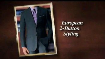 JoS. A. Bank TV Spot, 'January 2014 BOG3 Suits' - Thumbnail 6
