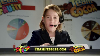 Fruity Pebbles TV Spot, 'Pebbles Bowl 2014' - Thumbnail 10