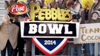 Fruity Pebbles TV Spot, 'Pebbles Bowl 2014' - 2 commercial airings
