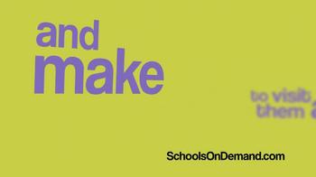 Schools On Demand TV Spot, 'Song' - Thumbnail 2