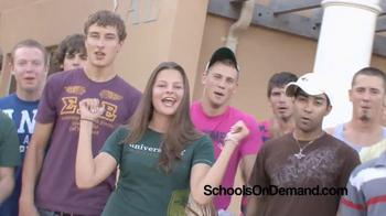 Schools On Demand TV Spot, 'Song' - Thumbnail 7