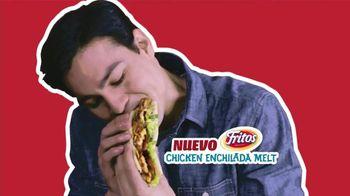 Subway Fritos Chicken Enchildada Melt TV Spot [Spanish]