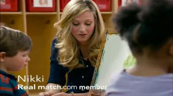 Match.com TV Spot, 'Kindergarten' - Thumbnail 2