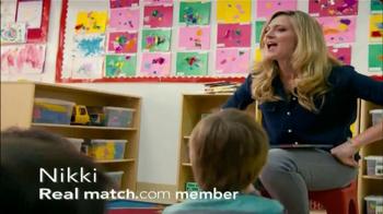 Match.com TV Spot, 'Kindergarten' - Thumbnail 3