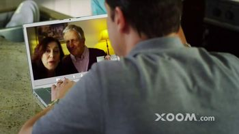 Xoom TV Spot, 'Video Chat' - 56 commercial airings