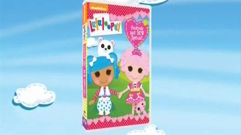 Lalaloopsy Friends Are Sew Special DVD TV Spot