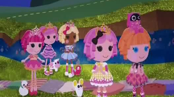 Lalaloopsy Friends Are Sew Special DVD TV Spot - Thumbnail 4