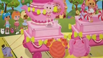 Lalaloopsy Friends Are Sew Special DVD TV Spot - Thumbnail 6
