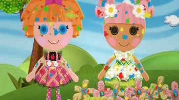Lalaloopsy Friends Are Sew Special DVD TV Spot - Thumbnail 8