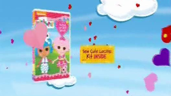 Lalaloopsy Friends Are Sew Special DVD TV Spot - Thumbnail 9