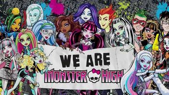 Monster High TV Spot, 'Rules'
