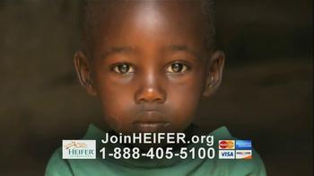 Heifer International TV Spot, 'Hunger' - Thumbnail 6