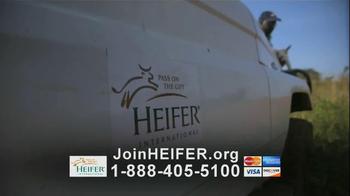 Heifer International TV Spot, 'Hunger' - Thumbnail 7