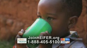 Heifer International TV Spot, 'Hunger' - Thumbnail 8