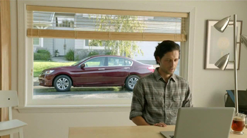 2014 Honda Accord LX TV Spot, 'Mala Conexión' [Spanish] - Thumbnail 1