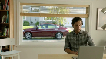 2014 Honda Accord LX TV Spot, 'Mala Conexión' [Spanish] - Thumbnail 7