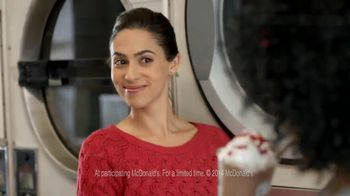 McDonald's Chocolate-Covered Strawberry Frappe TV Spot, 'Make Your Day' - 468 commercial airings
