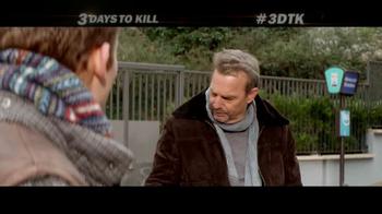 3 Days to Kill - Alternate Trailer 3