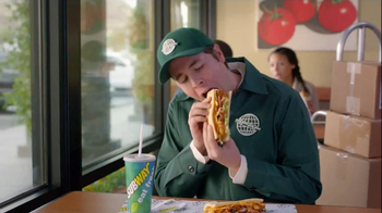 Subway Fritos Chicken Enchilada Melt TV Spot, 'Gotta Have It Crunch' - Thumbnail 1