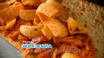 Subway Fritos Chicken Enchilada Melt TV Spot, 'Gotta Have It Crunch' - Thumbnail 10