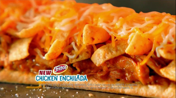 Subway Fritos Chicken Enchilada Melt TV Spot, 'Gotta Have It Crunch' - Thumbnail 8