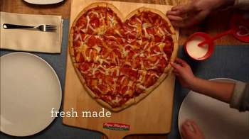 Papa Murphy's Heart Baker Pizza TV Spot - Thumbnail 8