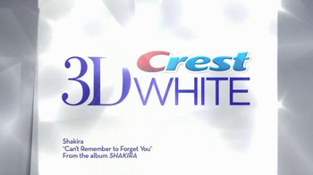Crest 3D White Brilliance Boost TV Spot Featuring Shakira - Thumbnail 2