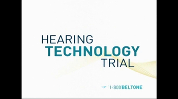Beltone TV Spot, 'Trial' - Thumbnail 2