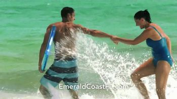Florida's Emerald Coast TV Spot, 'So Much to Do'