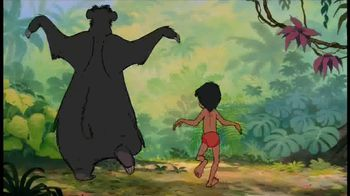 The Jungle Book Blu-ray and DVD TV Spot
