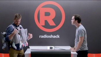 Radio Shack TV Spot, 'SHHHHHHHHHH' - Thumbnail 2