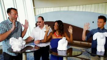 Royal Caribbean Cruise Lines TV Spot Ft. Gabby Douglas, Ian Thorpe - Thumbnail 9