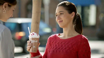 McDonald's Chocolate Covered Strawberry Frappe TV Spot [Spanish] - 20 commercial airings