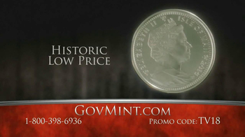 GovMint.com TV Spot, 'Angel Coin' - Thumbnail 10
